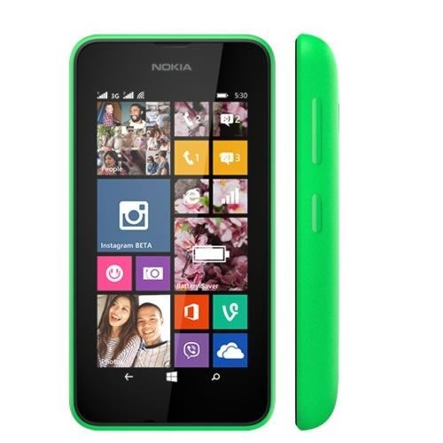 NEW CONDITION NOKIA LUMIA 530 GREEN UNLOCKED SMARTPHONE - 12 MONTHS WARRANTY