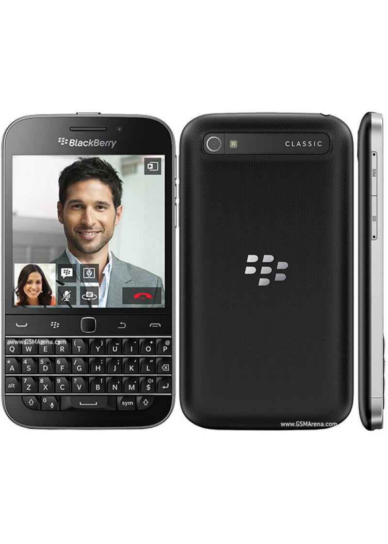 Blackberry Q20 Classic Unlocked 16GB 4G LTE Black Smartphone Grade C