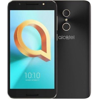 Good Condition Alcatel A3 Plus 3G 5011A Black Unlocked 16GB Smartphone - Grade B