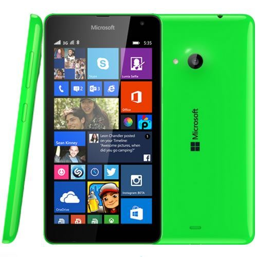 Microsoft Lumia 535 Green 8GB Unlocked Windows Phone New Condition+Warranty