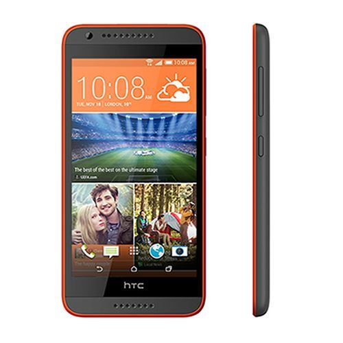 Good Condition HTC Desire 620 Pink/Grey 8GB Unlocked Mobile Phone - Grade B
