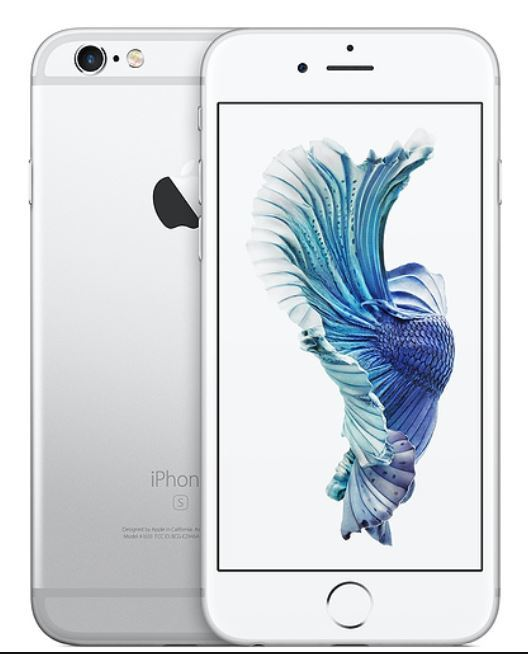 Apple iPhone 6S 16GB Unlocked Silver Grade A+
