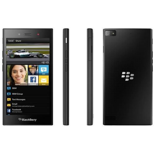 Blackberry Z3 8GB Black Unlocked Smartphone Grade A