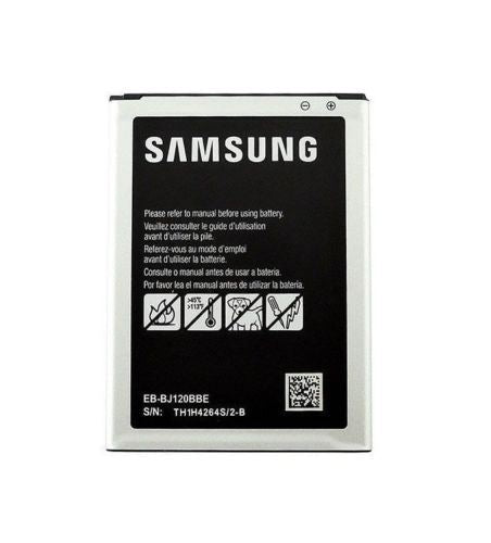 Genuine original Samsung Galaxy J1 2016 SM-J120F EB-BJ120BBE Battery 2050mAh