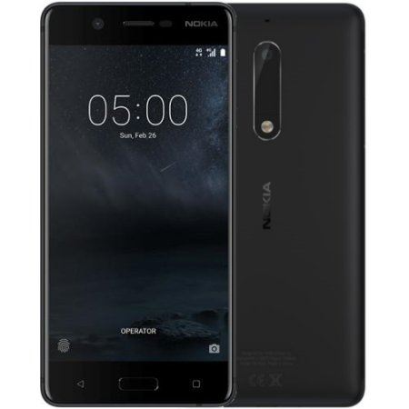 Nokia 5 16GB Matte Black Telenor Poor Condition - Standard VAT