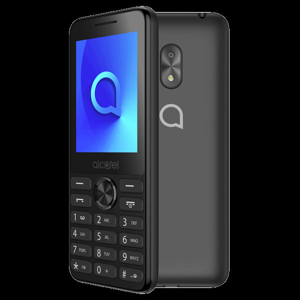 New Condition Boxed Alcatel 2003 Black Unknown Network Locked Mobile Phone