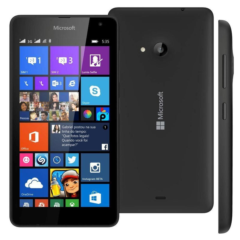New Condition Boxed Microsoft Lumia 535 Black