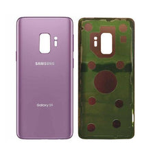 Load image into Gallery viewer, New Replacement Battery Back Rear Glass Cover For Samsung Galaxy S9, S9+ Plus