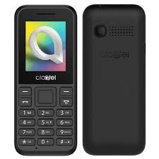 New Condition Alcatel 1066G Black Unlocked Basic Mobile Phone - 12M Warranty