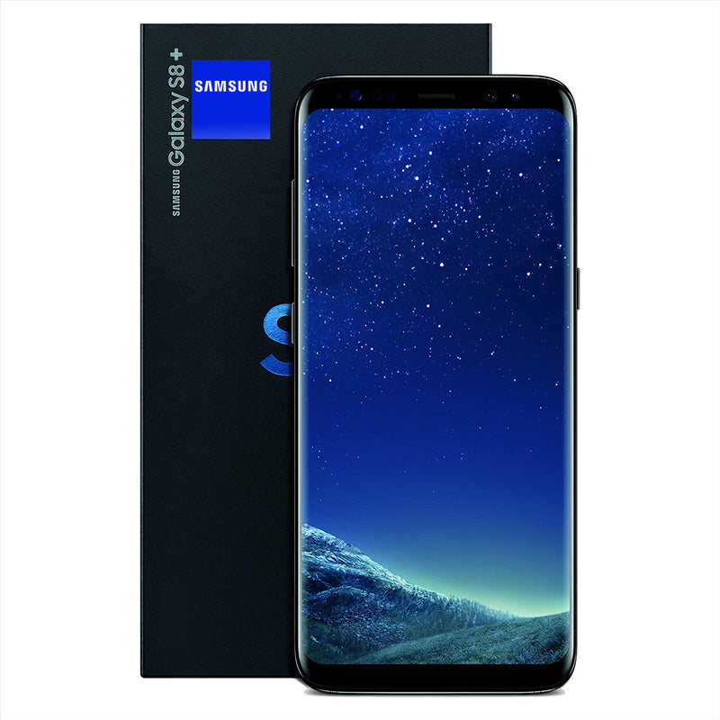 New Samsung Galaxy S8+