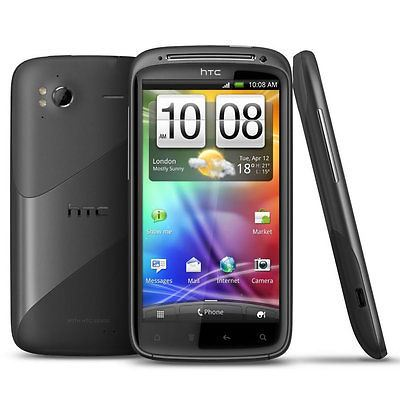 HTC Sensation Black 16GB Unlocked Grade A - Standard VAT