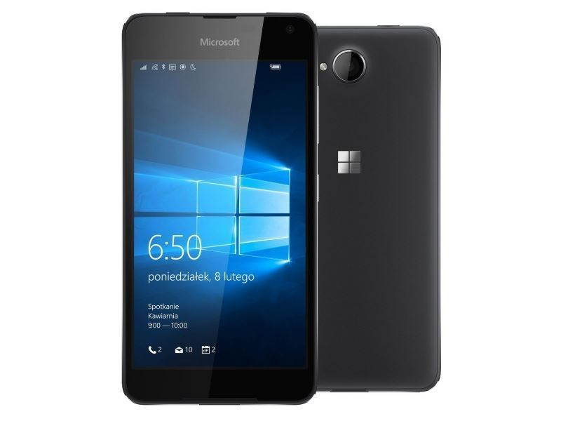 New Condition Microsoft Lumia 650 Black Unlocked 4G Smartphone - Warranty