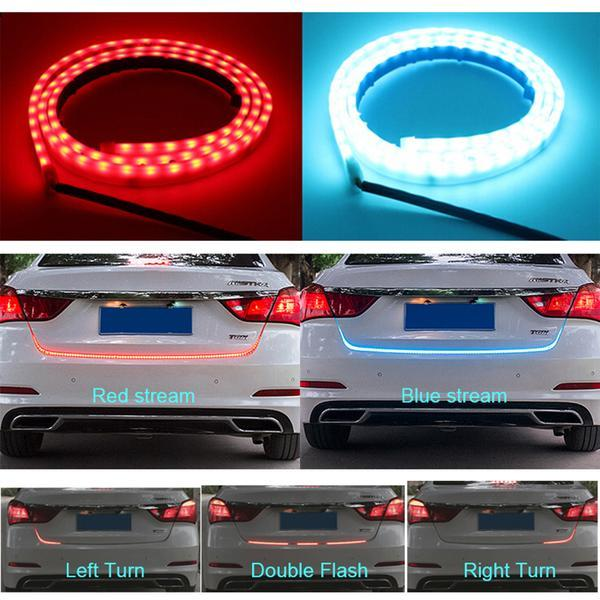 LED Dynamic Turn Signal Trunk Lights