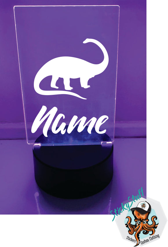 Personalised NightLight