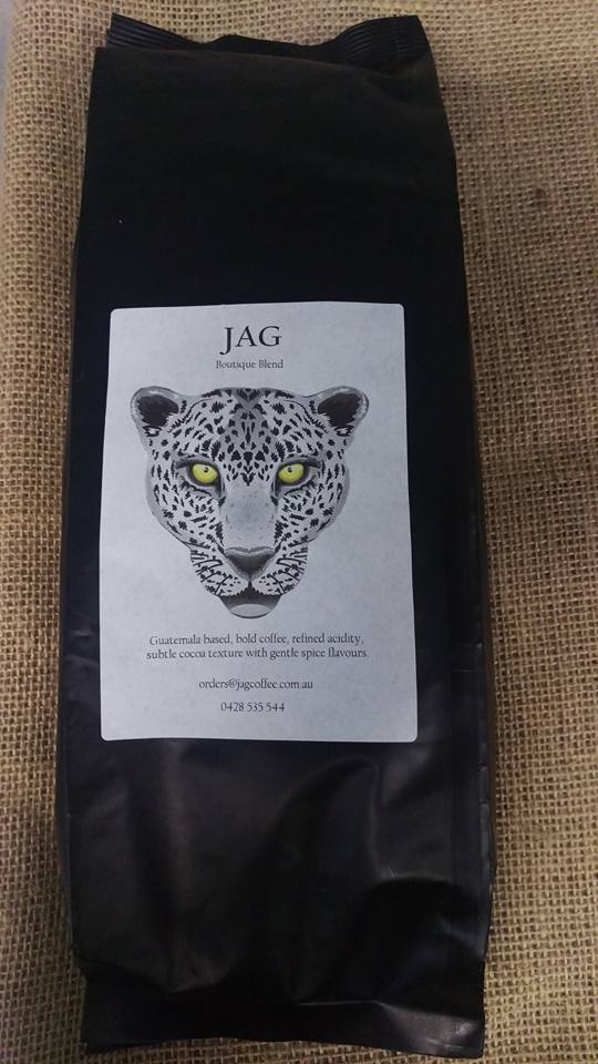 Jag Coffee Boutique blend - JAG Distributors