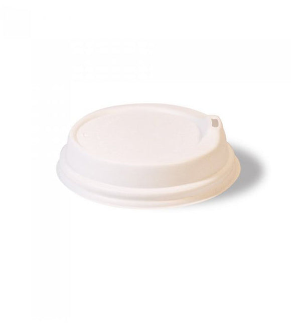 Lid 73mm White (PS) - JAG Distributors