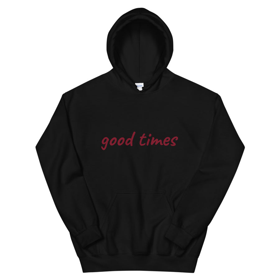 Good Times Hoodie - vinita sharma collections
