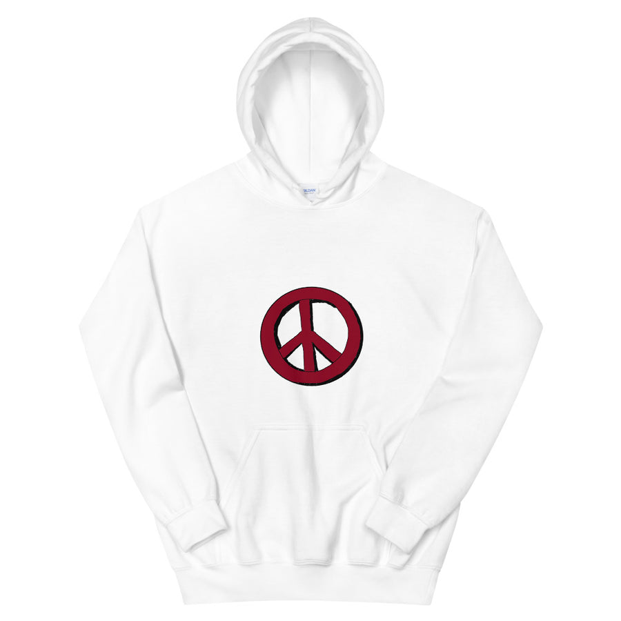 Peace Hoodie - vinita sharma collections