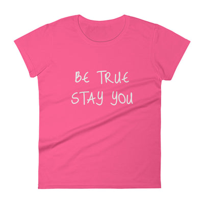 Be True Stay You Tee - vinita sharma collections