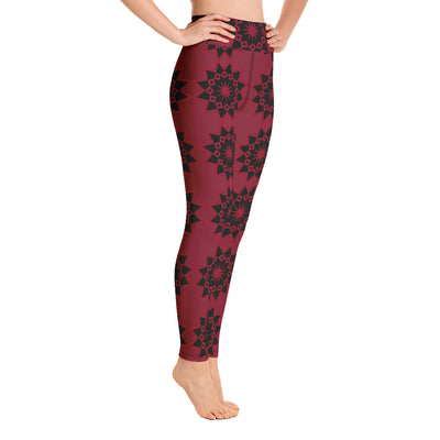 Black Sun Leggings - vinita sharma collections