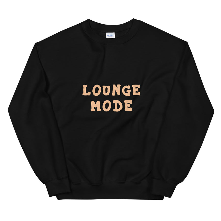 Lounge Mode Sweatshirt