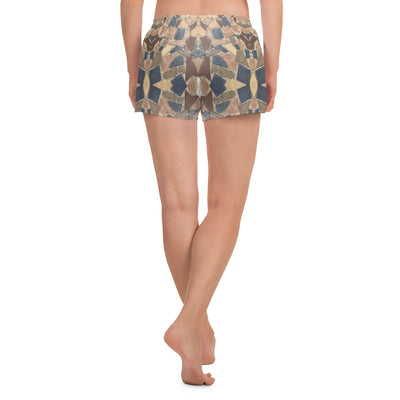 Earthy Tones Shorts - vinita sharma collections