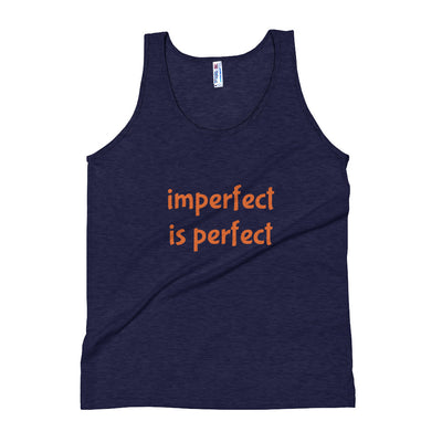 Imperfect Is Perfect Tank Top - vinita sharma collections