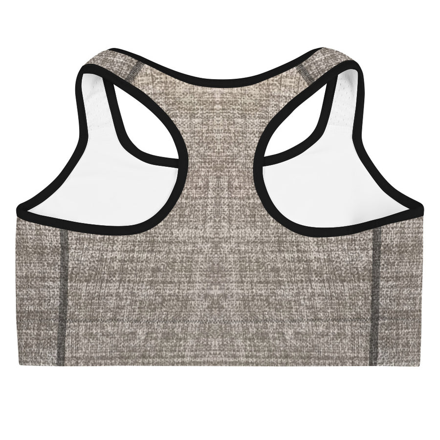 Grey Area Sports Bra