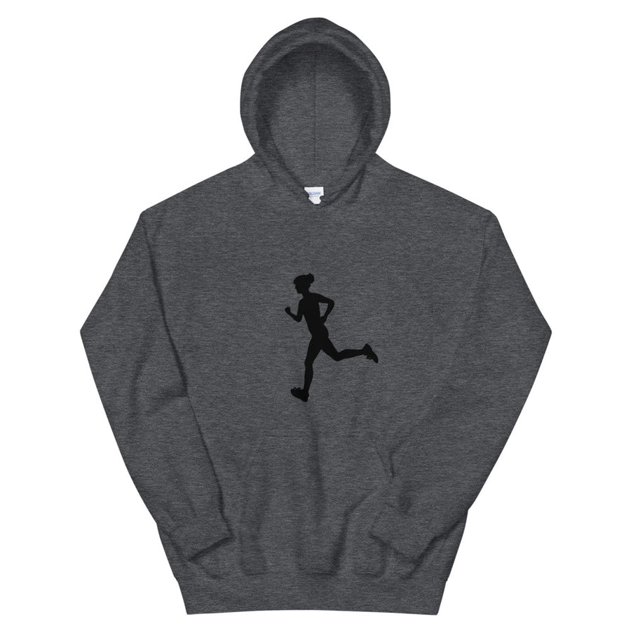 Keep Running Hoodie - vinita sharma collections