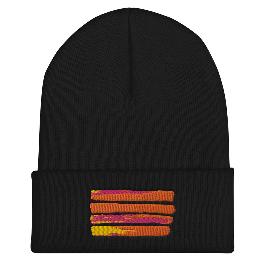 Stripes Beanie - vinita sharma collections