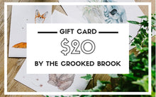 Load image into Gallery viewer, By the Crooked Brook Gift Card