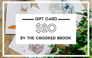 By the Crooked Brook Gift Card