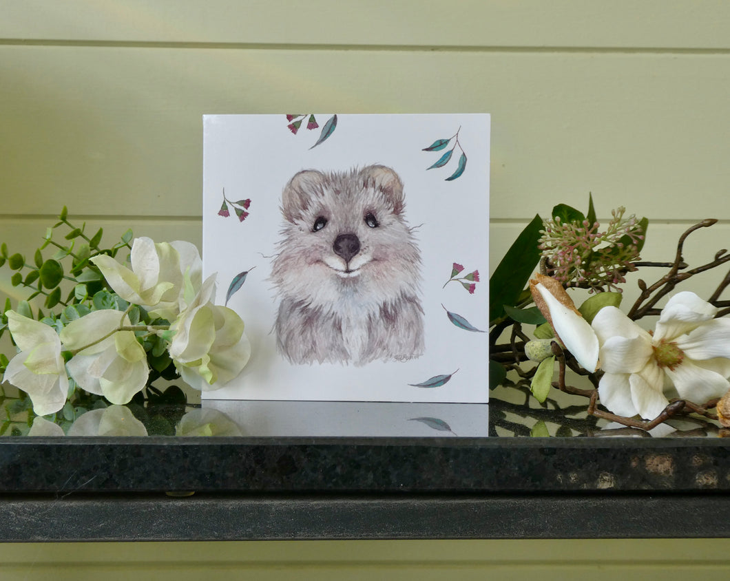 Jordie Greeting Card