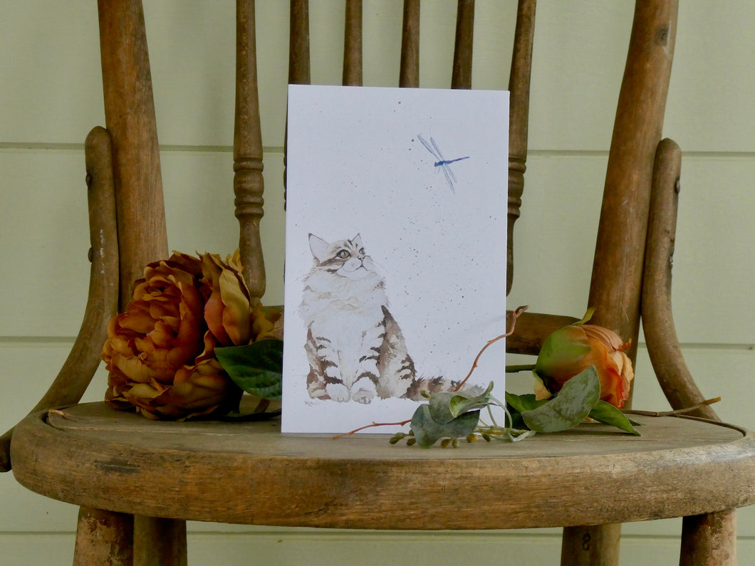Narie Greeting Card