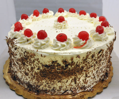 Black Forest Chocolate Cherry Cake
