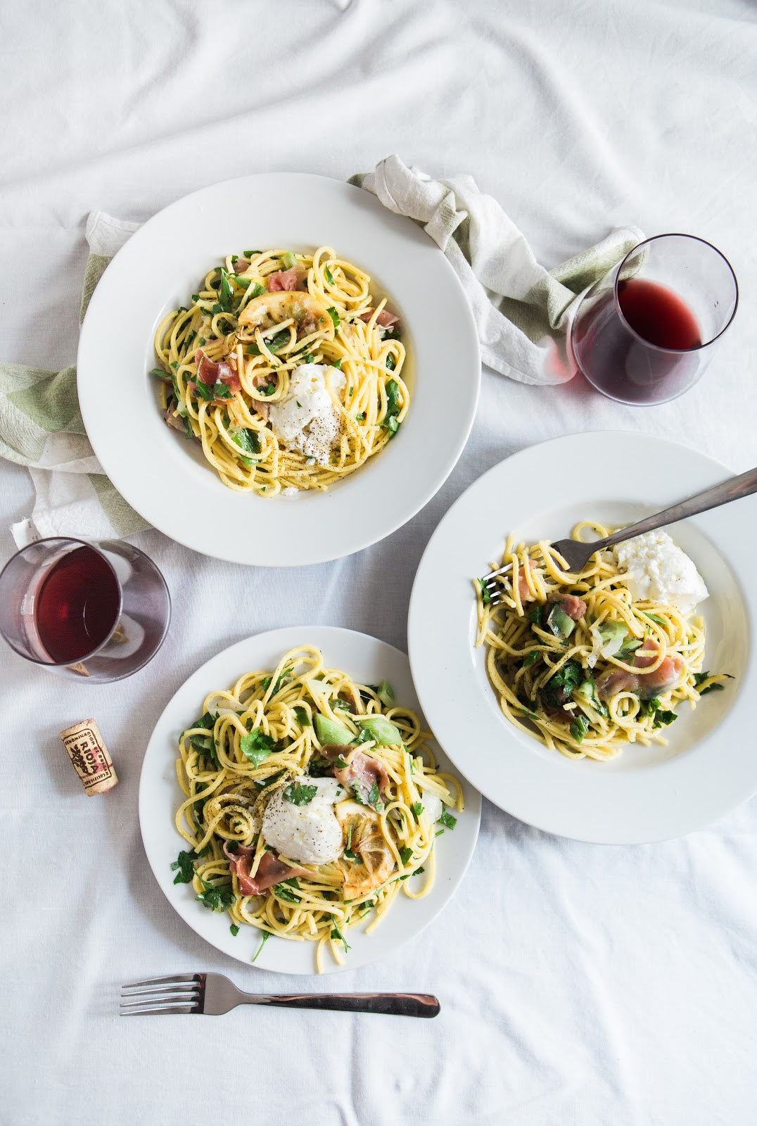 Angel Hair Pasta Primavera