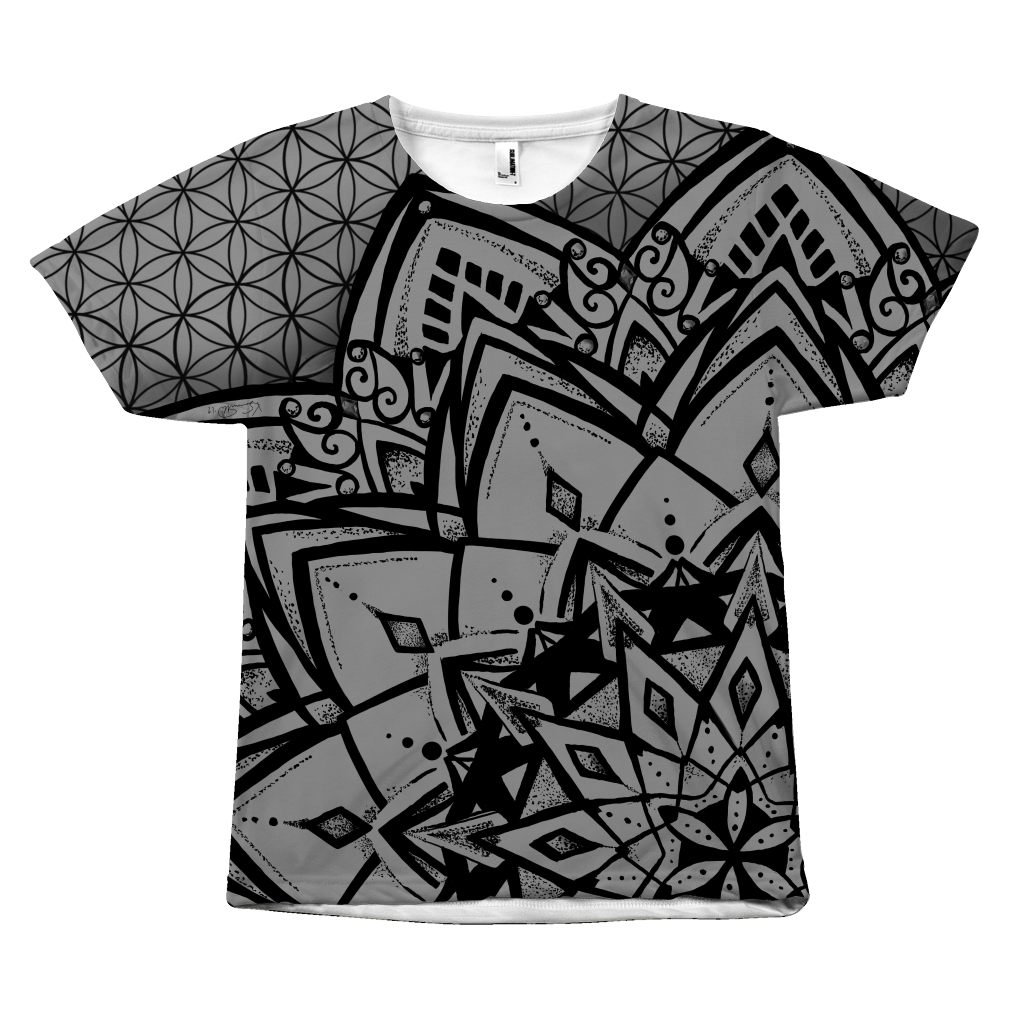 Emergence Tshirt grey