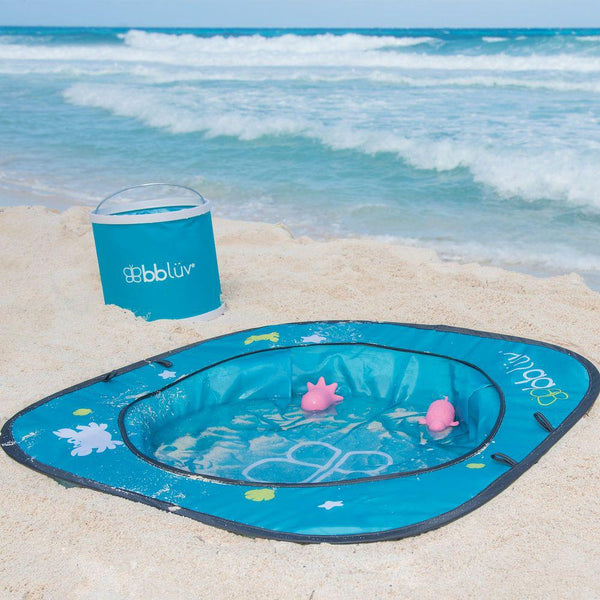 Piscina de playa Pop-Up Arena