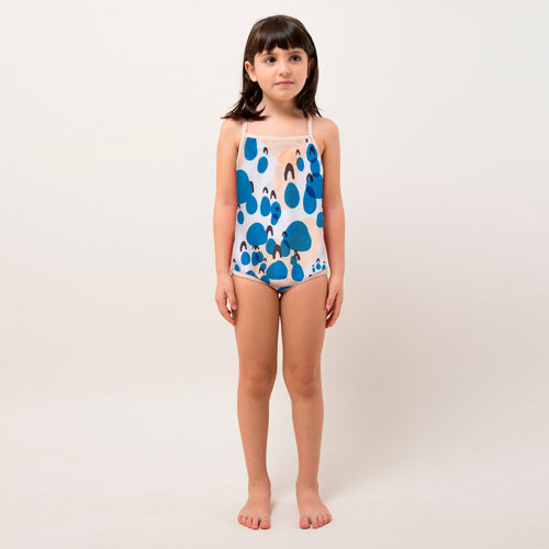 Traje Baño Entero Footprint