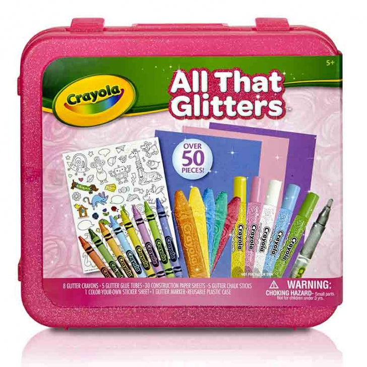 Maleta de All That Glitters - Todo Súper Brillante