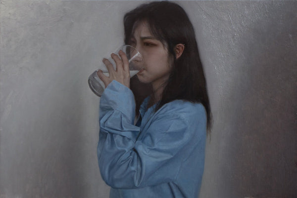 'GIRL AND SHADOWS'-LINGRUI ZHANG-SAINT MAISON