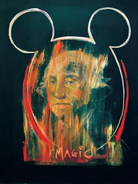 'MAGIC KINGDOM'-WALTER JOHN RODRIGUEZ-SAINT MAISON