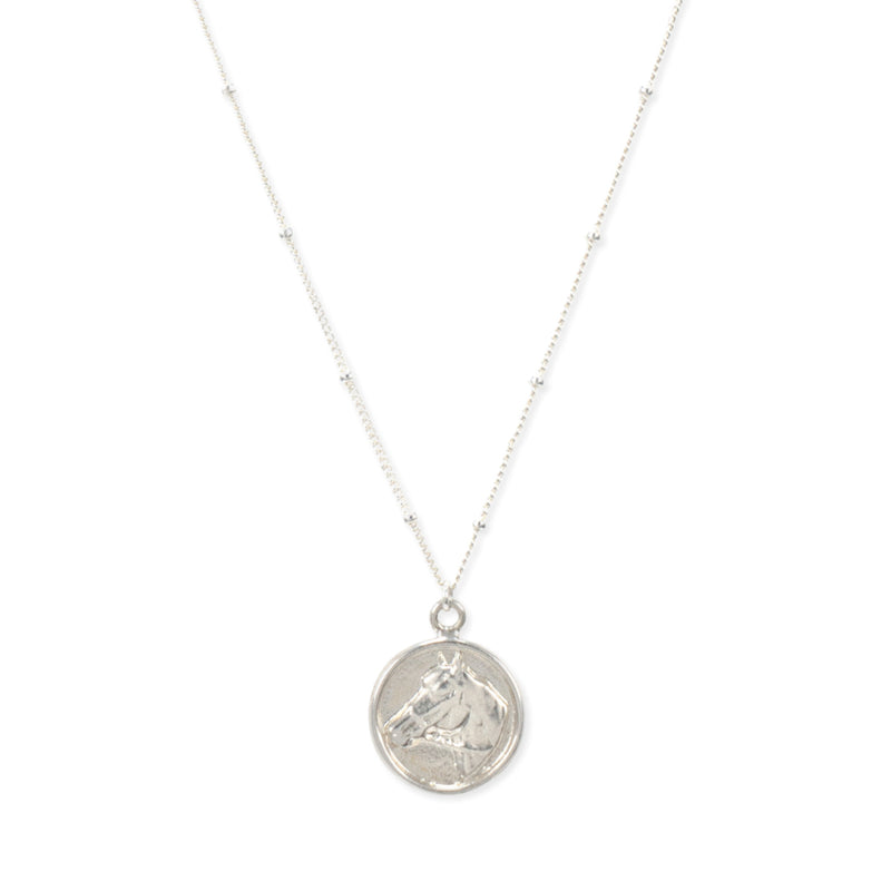 The Hickstead Coin Necklace