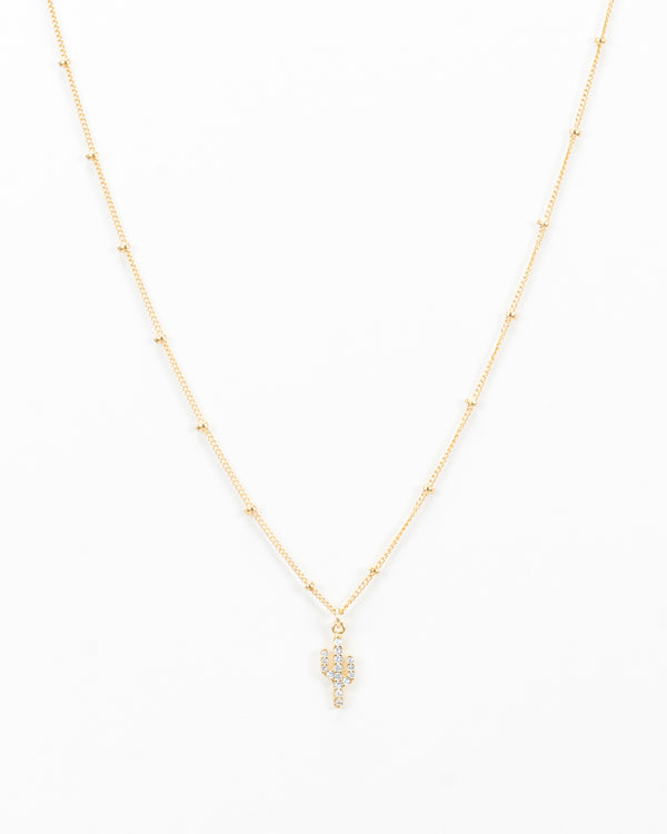 The Golden Hour Necklace