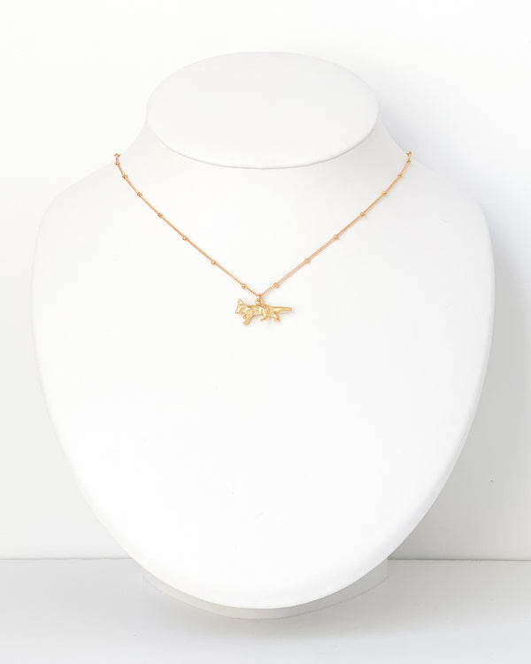 The Tally Ho Necklace