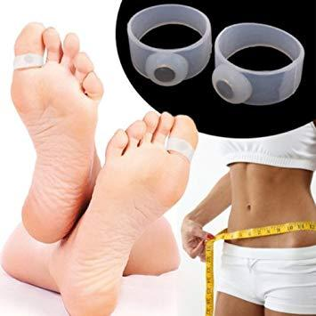 Magnetic Toe Rings Foot Massage - shopaholicsonlyco