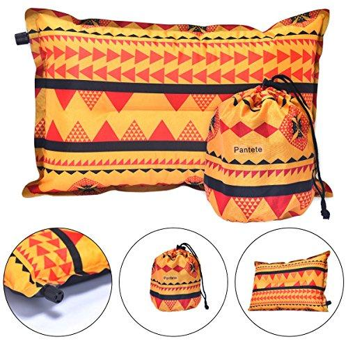 Fold Inflatable Pillow - shopaholicsonlyco