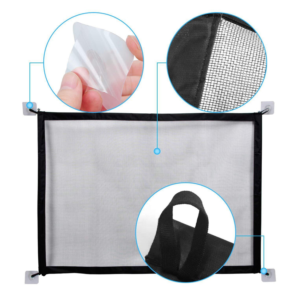 (Last Day Promotion&50% OFF)Portable Kids &Pets Safety Door Guard - shopaholicsonlyco