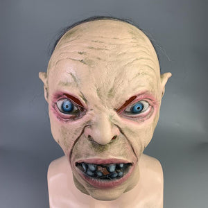 The Lord of The Rings Gollum Cosplay Mask - shopaholicsonlyco