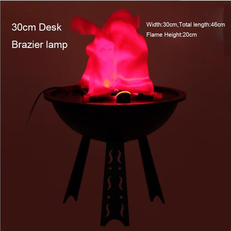 1pcs Brazier Lamp Simulation Flame - shopaholicsonlyco